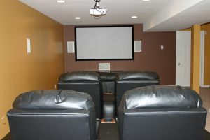 Home Theater Audio & Video Installation