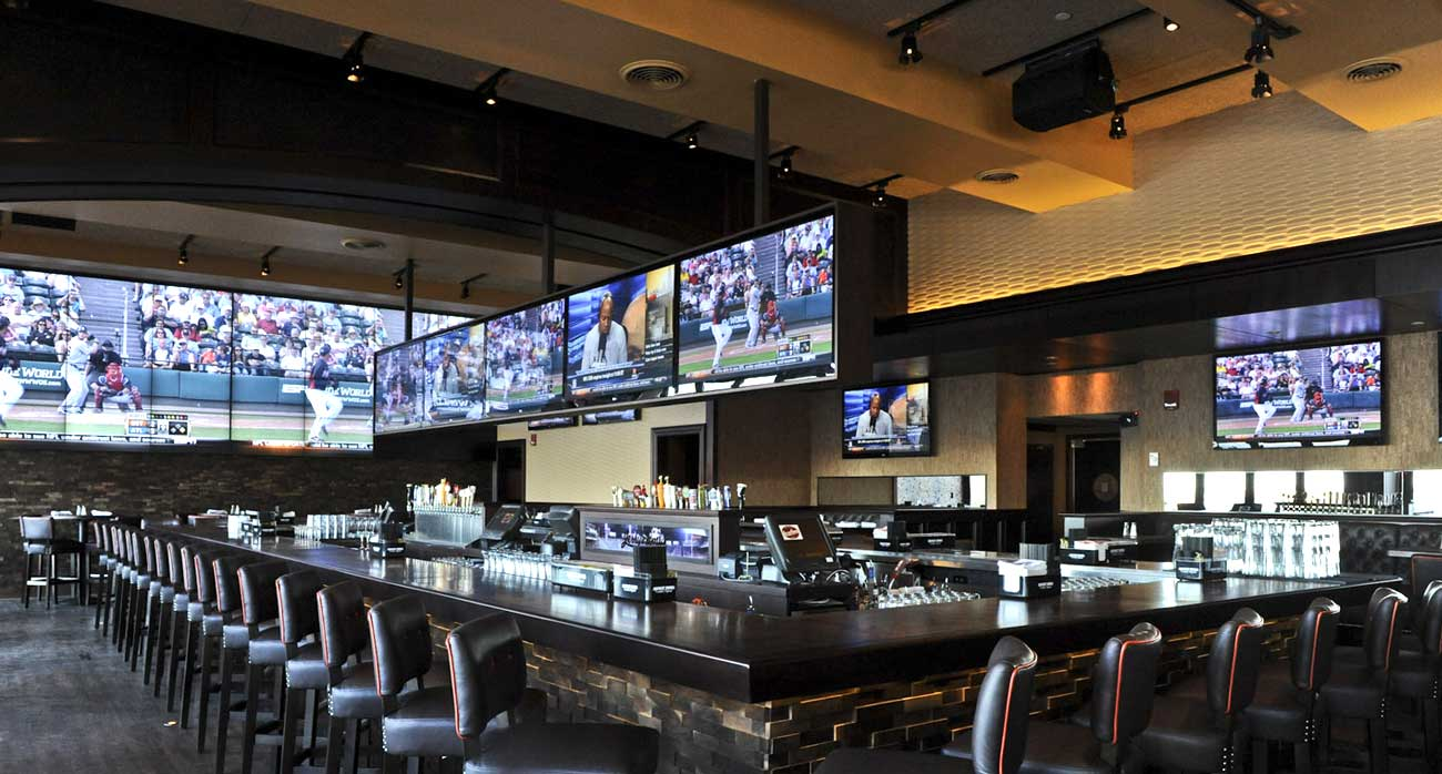 Sports Bar & Nite Clubs Audio Video Westchester
